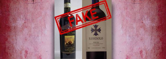 TWELVE ITALIAN WINES PROTECTED FROM CHINESE COUNTERFEITERS