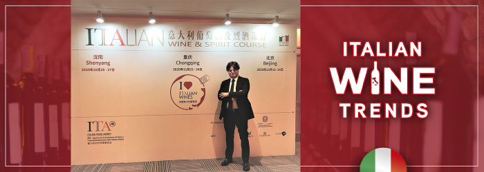 """I LOVE ITALIAN WINES"": ITA'S COURSES FOR THE PROMOTION OF ITALIAN WINE IN CHINA*"