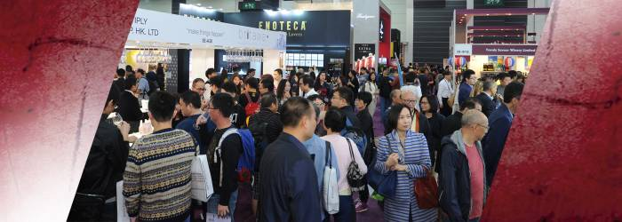 SUBSIDIES AND DISCOUNTS TO EXHIBITORS TO REVIVE HONG KONG INTERNATIONAL WINE AND SPIRITS FAIR